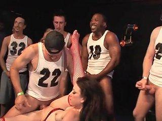 Jennifer White Billy Glide Brandon Iron Ron Jeremy In 50 Guy Cream Pie 09 Scene 01