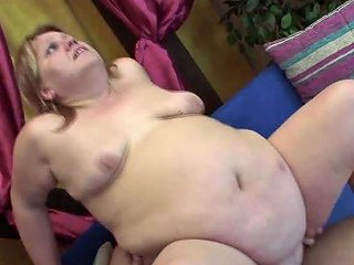 Ugly Extreme Fat German Mature House Wife Gets Rough Fucked