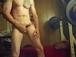 Hot Wife Watches Me Jerk Off And Enjoys A Mouthful Of My Cum