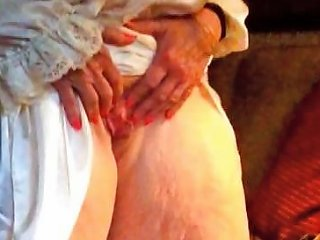 My Mature Wife Shows Her Pussy And Big Titties To