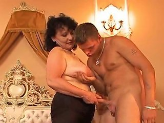 Hairy Mature Maid Tries Threesome Free Porn 01 Xhamster