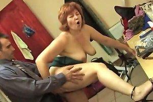 Russian Mature Veronika Caricina 10