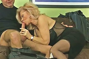 Sperm Letters 2 With Babette Blue And German Mature