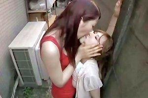 Japanese Lesbian Height Doesn't Matter Porn C8 Xhamster