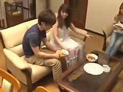 Japanese Teen Fucked In Jeans