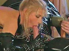 Dreier Free Threesome Latex Porn Video 57 Xhamster
