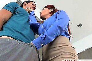Two Redhead Women Shared A Hard Man Meat And Fucked Them Both