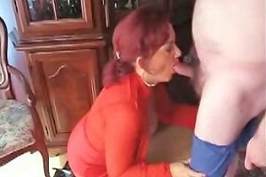 Mature Woman Gives Blowjob Free Redhead Porn Ef Xhamster