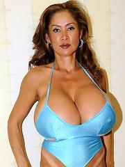 Tight Blue Dress!
