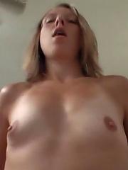 Hot Sexy Girlfriend Making Love