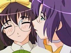 Hottest Delicate Anime Futanari First Time Sex Scene